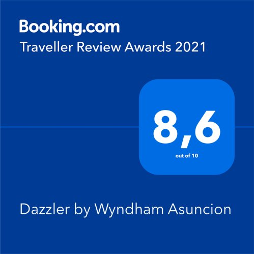 Booking Travel Review Award 2021